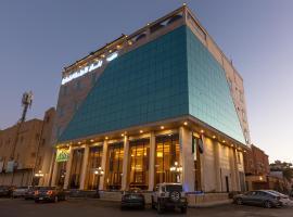 Banan Hotel Suites, hotel em Tabuk