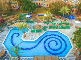 Club In Eilat - Coral Beach Villa Resort, hotel a Eilat