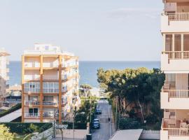 Mediterráneo Vela, apartment in Benicàssim