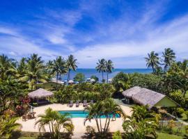 Waidroka Bay Resort, hotel in Korovou