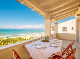 Dream Beach House, pet-friendly hotel in Acharavi