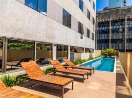 Hilton Garden Inn Belo Horizonte Lourdes, hotel em Belo Horizonte