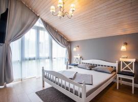 Sleep&wake guest house, pet-friendly hotel in Gelendzhik