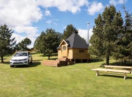 Little Lochan Lodge, cabin in Glenfarg