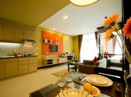 ذا غراند ويبانان ريزيدنس، شقة في شيانغ ماي