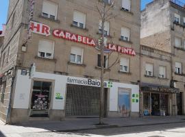 Carabela La Pinta, hotel en Baiona