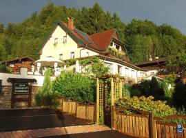 Haus Sonnwinkl, apartment in Sankt Gilgen
