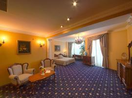 Grand Hotel London, отель в Варне