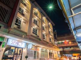 Spacy BKK, hotel near BTS-Bang Chak, Bangkok