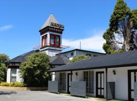 Hobart Tower Motel, hotel in Hobart