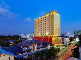 Best Western Plus Makassar Beach, hotel dekat Pantai Losari, Makassar