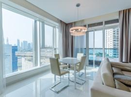 City Nights - 1B The Vogue/ Voleo, budget hotel in Dubai