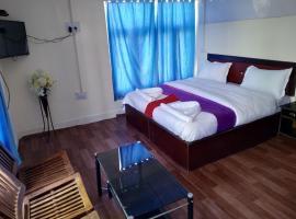 Hermit Hut, hotel in Leh