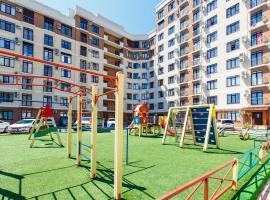 Apartment on Khalturina 30, hotel near Aqua-Gallery, Gelendzhik