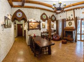 GHOSTel - Medieval Hostel: Lviv'de bir hostel