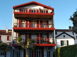 Jondoni Laurendi Kanbo, apartament a Cambo-les-Bains