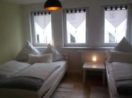 Ferienwohnung Konrad - nahe Chemnitz, Hotel in der Nähe von: Stadthalle Limbach-Oberfrohna, Limbach-Oberfrohna