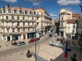 Magnifique appartement Beziers Centre Historique avec parking, hotel near Fonserannes Lock, Béziers