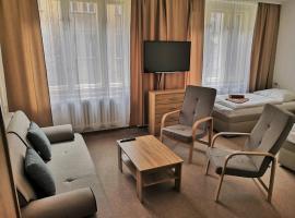 Hotel Marianeum, hotel in Prague