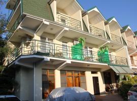 Отель Аледо, отель в Сочи