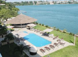 CityBlue Creekside Hotel & Suites, hotel in Mombasa
