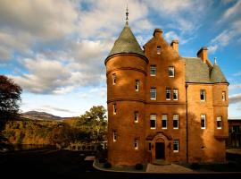 Fonab Castle Hotel, hotel in Pitlochry