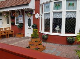 The Kimberley B&B, guest house in Blackpool