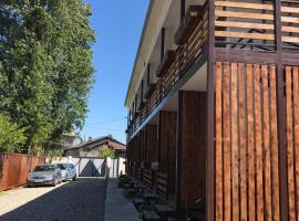 Отель Семь Гор, отель в Сухуме