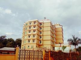 Panorama Portico Hotel, accommodation in Juba