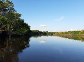 lupuna jungle tours and expeditions, pet-friendly hotel in Iquitos