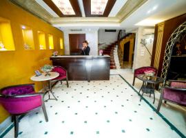 Q Studios Hotel, hotel in Beirut