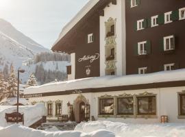 Hotel Arlberg Lech, hotel in Lech am Arlberg