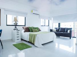 Malecon Cozy Private Room, guest house in Santo Domingo