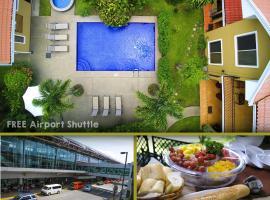 Hotel Robledal, hotel in Alajuela