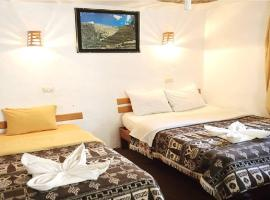 Hostal Pachamama Ollantaytambo, hotel in Ollantaytambo