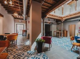 4U Hostel, hostel in Granada