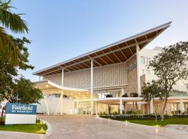 Fairfield Inn & Suites by Marriott Cancun Airport, hotel en Cancún