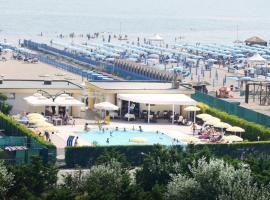 Hotel Sole, hotel a Sottomarina