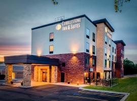Cobblestone Inn & Suites – Fairfield Bay, hotel v destinaci Fairfield Bay