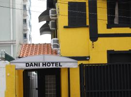 DANI HOTEL, hotel near Museum of Image and Sound, Campinas