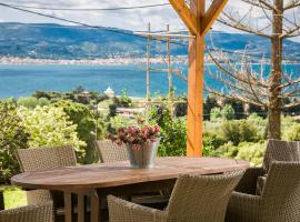 Panorama Fanari Studios and Apartments, hotel near Sinks, Argostoli
