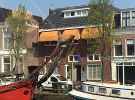 B&B Aan De Gracht, B&B in Leeuwarden