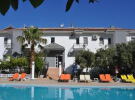 Mese Hotel & Apartments, hotel in Fethiye