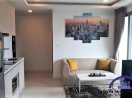 Arcadia Beach Resort , 2bed rooms ,2 bath rooms, apartment in Pattaya South