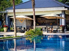 秧悦美地度假酒店,吉安的飯店