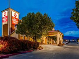 Best Western Plus Executive Suites Albuquerque, hotel in Albuquerque