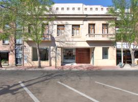 San Isidro Plaza Hotel, hotel en San Isidro