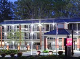 Clarion Inn Biltmore Village, motel in Asheville
