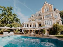 La Villa Guy & Spa - Les Collectionneurs, spa hotel in Béziers