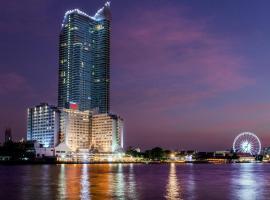 Ramada Plaza by Wyndham Bangkok Menam Riverside, hotel in Riverside, Bangkok